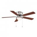 Deals List: Hugger 52 in. LED Indoor Ceiling Fan w/Light Kit