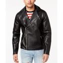 Deals List: Jaywalker Men's Skull Moto Jacket