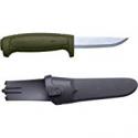 Deals List: Morakniv Craftline Basic 511 High Carbon Steel Fixed Blade Utility Knife and Combi-Sheath, 3.6-inch Blade