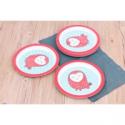 Deals List: Mainstays Melamine Girl Owl 6-Pack Plate Set