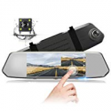 Deals List: TOGUARD Backup Camera 7-Inch Mirror Dash Cam 1080P Rearview
