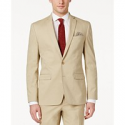 Deals List: Bar III Men's Slim-Fit Tan Stretch Jacket