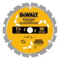 Deals List: DEWALT Construction 5-Pack 7-1/4-in Carbide Circular Saw Blade