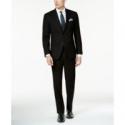 Deals List: Kenneth Cole Reaction Mens Techni-Cole Solid Slim-Fit Suit