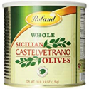Deals List: Roland Sicilian Castelvetrano Olives Whole 52.9 oz Can