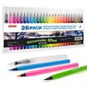 Deals List: Prismacolor 27049 Premier NuPastel Firm Pastel Color Sticks, 24-Count