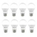 Deals List: EcoSmart 60-Watt Equivalent A19 LED Non-Dimmable Light Bulb Soft White (8-Pack)