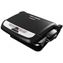 Deals List: George Foreman GRP4842MB Multi-Plate Evolve Grill, (Ceramic Grilling Plates, and Waffle Plates Included), Black