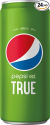 Deals List: Pepsi True, Sweetened with Stevia and Cane Sugar, 10 Fluid Ounce Cans, 24 Cans