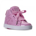 Deals List: Heelys Heels Big Girls FL High Skate Wheeled Casual Sneakers