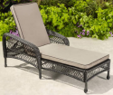 Deals List: Wilson & Fisher Pinehurst All Weather Wicker Lounger w/Cushion