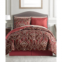 Deals List: Fairfield Square Collection Norfolk Reversible 8-Pc. Queen Comforter Set
