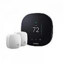 Deals List: ecobee 3 Lite Smart Thermostat (2nd Gen) with 2 Room Sensor