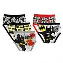 Deals List: 5-Pack LEGO Boys Batman Brief