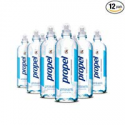 Deals List: Propel Water Unflavored With Electrolytes and No Sugar, 750 ml Bottles (Pack of 12)