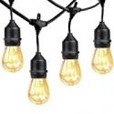 Deals List: 48-ft xtf2015 Outdoor Weatherproof Commercial String Lights
