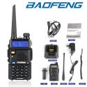 Deals List: Baofeng UV-5R UHF VHF Dual Band Two Way Ham Radio Walkie Talkie