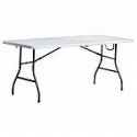 Deals List: Living Accents Rectangular Fold-in-Half Table