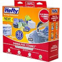 Deals List: Hefty Shrink-Pak Vacuum Seal Bags, 4 Large Bags and 1 Jumbo Zipper Tote