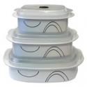 Deals List: Corelle Coordinates Microwave Cookware Set of 6