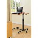 Deals List: Ameriwood Home Jacob Laptop Cart, Cherry