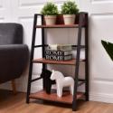 Deals List: Costway 3-Tier Modern Ladder Bookshelf