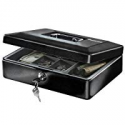 Deals List: SentrySafe Cash Box, Locking Cash Box With Money Tray, Medium, CB-12