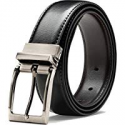 Deals List: Glee&Cluster Leather Belt Single Prong Rotated Buckle