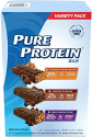 Deals List: Pure Protein High Protein Bar Variety Pack 1.76-Ounce Bar (Pack of 18), Includes: Chocolate Peanut Butter, Chewy Chocolate Chip & Chocolate Deluxe Bars
