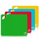 Deals List: Extra Thick Flexible Plastic Cutting Board Mats Set of 4