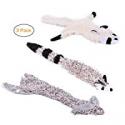 Deals List: PAWZ Road Dog Chew Toys 3 PCS Pet Dog Plush Squeaking Chew