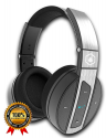 Deals List: Premium, Bluetooth Headphones - HIFI ELITE Super66 by Modern Portable - Hi-Fidelity, Over-Ear, Wireless Headphones With Microphone-feature, Noise-Isolating technology, and Lightweight Headset Design