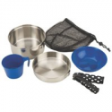 Deals List: Coleman 1-Person Stainless Steel Mess Kit