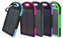 Deals List: 10,000mAh Water Resistant Clip-On Solar Power Bank