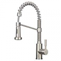 Deals List: Commercial Kitchen Faucet with Pull Down Sprayer