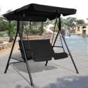 Deals List: Costway Loveseat Patio Canopy Swing Glider Hammock
