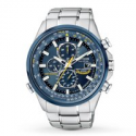 Deals List: Citizen Eco Drive Blue Angels Chronograph Men's Watch