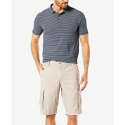 Deals List: Dockers Mens Classic Fit 10.5-inch Washed Cargo Shorts D4