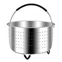 Deals List: The Original Food Grade 304 Stainless Steel Steamer Basket Strainer
