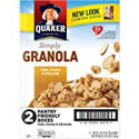Deals List: Quaker Breakfast Cookies, Oatmeal Raisin, 6-1.69oz Cookies Per Box (Pack of 6)