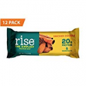 Deals List: Rise Bar Non-GMO, Gluten Free, Real Whole Food, 12 Count