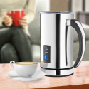 Deals List: Chef's Star MF-2 Premier Automatic Milk Frother, Heater and Cappuccino Maker with New Foam Density Feature (New Version)