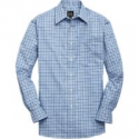 Deals List: Traveler Collection Traditional Fit Point Collar Plaid Sportshirt