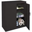 Deals List: Realspace 4-Inch Steel Storage Cabinet w/2 Adjustable Shelves