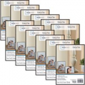 Deals List: Set Of 12 Mainstays 5-inch x 7-inch Format Picture Frame