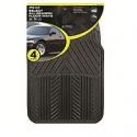 Deals List: Pilot Automotive All Season 4 pc. Rubber Floor Mat Set