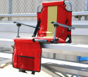 Deals List: Stansport Folding Stadium Seat with Arms - (19- X17- X5.5-Inch)