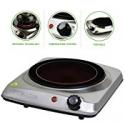 Deals List: Ovente Countertop 7 Inch Infrared Burner BGI101S