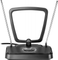 Deals List: Insignia - Fine-Tuning Indoor HDTV Antenna - Black, NS-ANT514