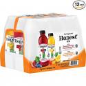 Deals List: Honest Tea, Organic Herbal Tea Variety Pack, 16.9 fl oz, 12 Pack